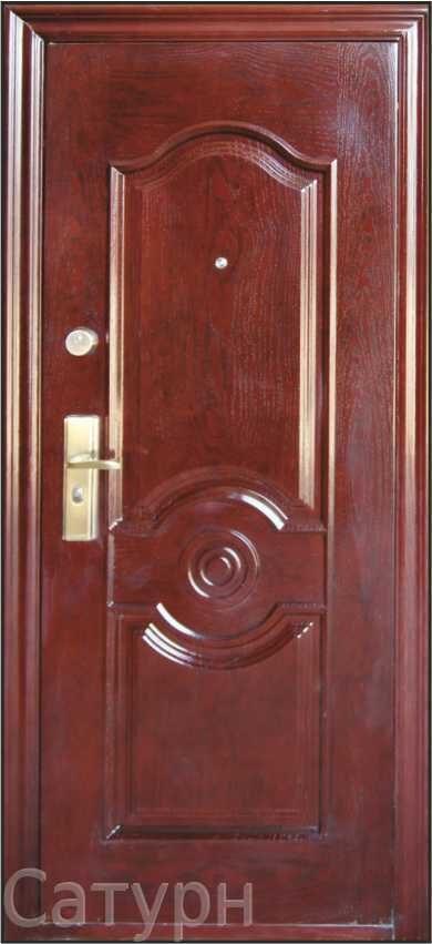 металлические двери атмосферостойкие